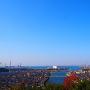 経塚跡からの眺望