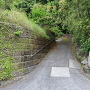 松尾城への登山口