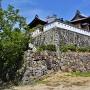 感応寺石垣