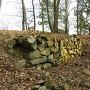本郭西側の石垣
