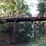 本丸へ続く曳橋