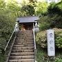 本丸に建つ霞神社