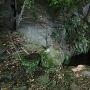 井戸曲輪からの湧き水