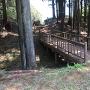 北ノ丸と本丸の架橋