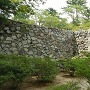 藤見櫓跡の石垣