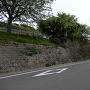 下屋敷の石垣
