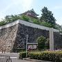 石垣と天守(2016.05.02)