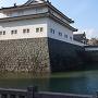 外堀と石垣と櫓(2017.04.04)