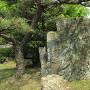 名古屋二の丸に那古野城の石碑