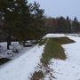 雪の四稜郭