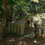 浅井氏のお墓です。