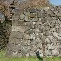南門の石垣
