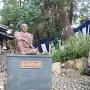 幸村銅像と戦死跡碑