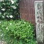 高木城 石碑