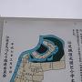 江尻城縄張り図