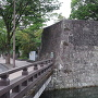 外堀(草深橋付近)