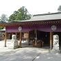 唐沢山神社 社殿