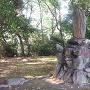 藟嶽城 石碑