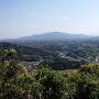 藟嶽城 本丸からの眺望