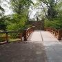 黒門橋と本丸石垣