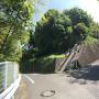 登城口からの全景