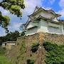 本丸東南隅櫓(南東側)
