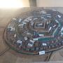 田中城の模型
