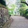 内門跡の石垣