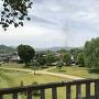 松代城からの北アルプス