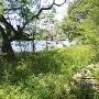 坂本城 石垣