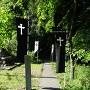 島津豊久公墓所