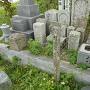 阿波公方4代目平島義次の墓