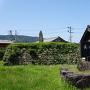 美の衆陣屋跡の碑