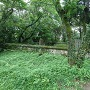 高橋紹運公の墓(二の丸跡)
