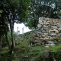 天守曲輪の石垣2