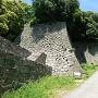 槻門跡石垣