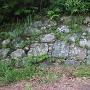 大手門脇の石垣