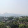 熊本市役所からの遠景