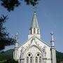 津和野カトリック教会です。