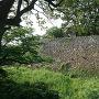 太鼓櫓の石垣