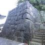 本丸枡形石垣