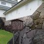 長岡城の石垣