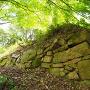 石垣◆釣井の段付近