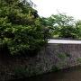 永山城 水掘
