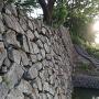 北御門の石垣