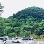 津久井城遠景