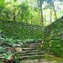 井戸丸石垣