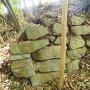 イワオ丸石垣