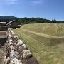 石垣・空堀・土塁