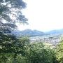 沼田城から名胡桃城方面